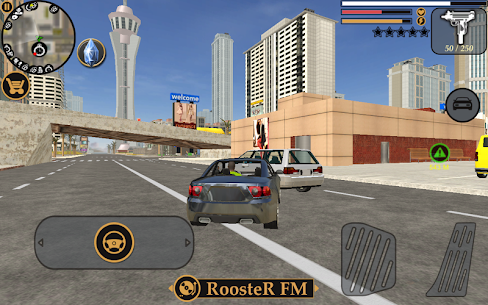 Vegas Crime Simulator 2 Mod Apk (Unlimited Money) 6