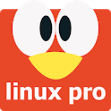 Linux Pro : Command Library & Complete Lessons icon