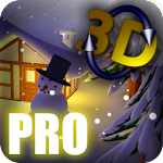 Winter Snow in Gyro 3D Pro Icon
