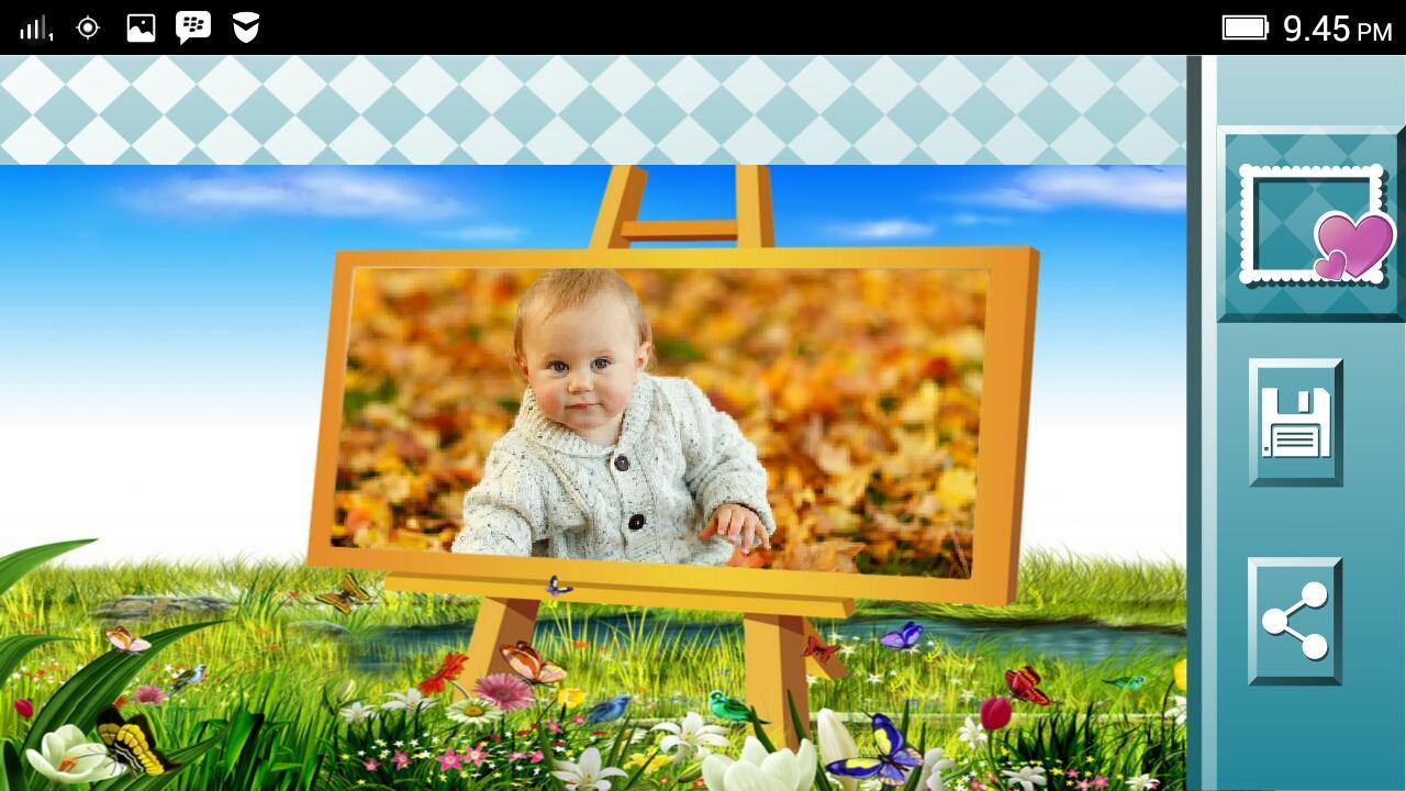 Bingkai Foto Anak Apl Android Di Google Play