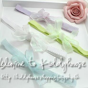 👶現貨包郵👶 歐美出口bb嬰兒頭飾髮帶baby headband H234現貨包郵