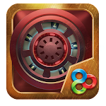 Iron Go Launcher Icon