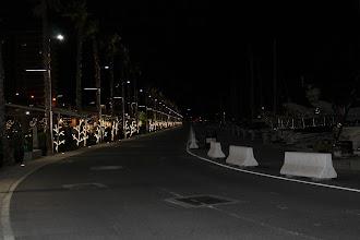 Photo: Iluminación navideña en el Puerto de Málaga