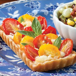 Tomato-Feta Tarts
