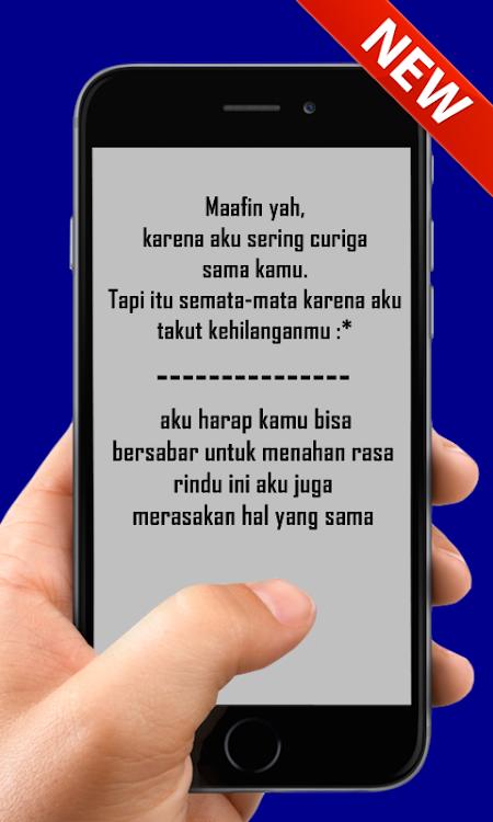 Kata Kata Kangen Pacar Ldr Romantis Android تطبيقات Appagg