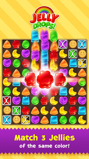 Jelly Drops - Free Puzzle Games 4.0.4 de.gamequotes.net 5