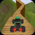 Mountain Climb Jeep Simulator icon