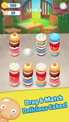 Cake Town: Puzzle Game android2mod screenshots 2