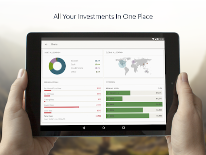 SigFig Wealth Management- screenshot thumbnail