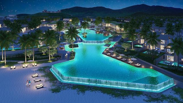 Sun Premier Village kem beach resort được xây dựng trở thành khu nghỉ dưỡng đẳng cấp tại Phú quốc