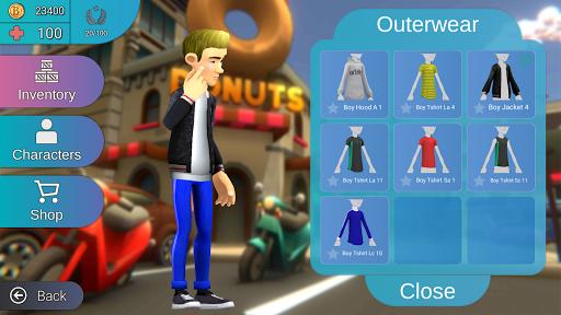 Hop Race 3D APK MOD (Astuce) screenshots 5