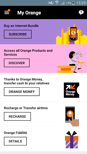 My Orange Cameroon screenshots 4
