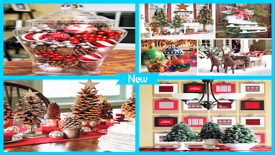 Simple Christmas Decoration - náhled