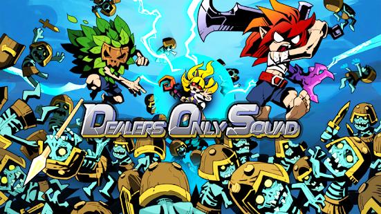 Dealers Only Squad - náhled