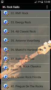 Classic Rock Radio screenshot 4