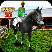 Horse Ride Racing 3D