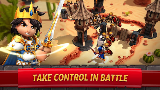 Royal Revolt 2: Tower Defense 2