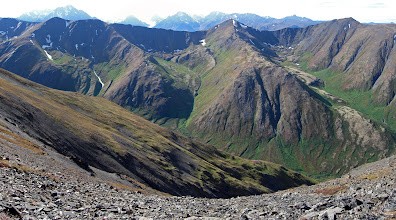 Photo: Chugach Range