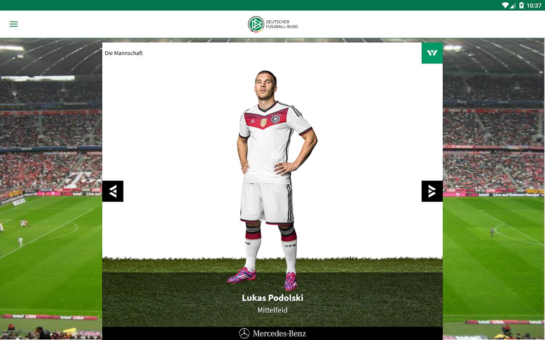 DFB - screenshot