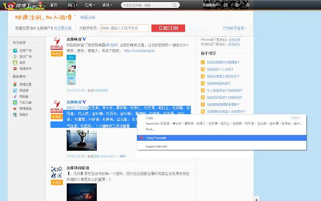 Fanyi Translate