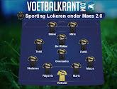 Het type-elftal van Sporting Lokeren onder coach Peter Maes