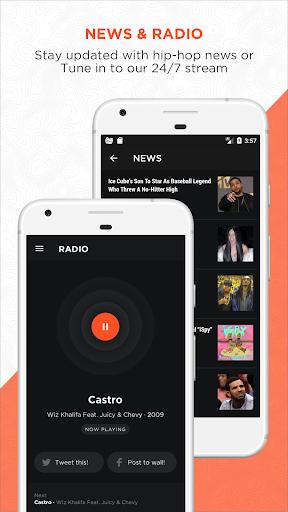 DaMixhub Mixtape & Music Downloader  screenshots 4