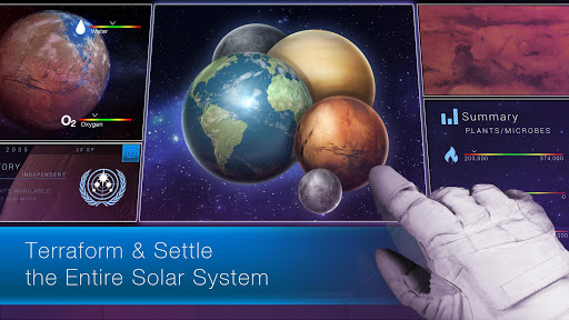 TerraGenesis - Space Settlers 4.9.40 Cheat screenshots 2
