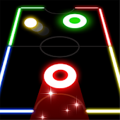 7.  Air Hockey Challenge