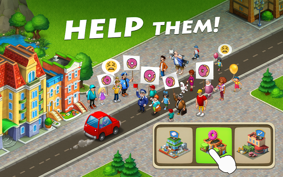 Township Android App Screenshot