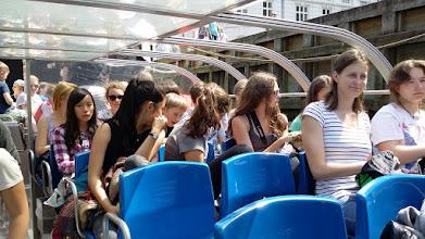 Photo: 1. den - Projížďka lodí (København)