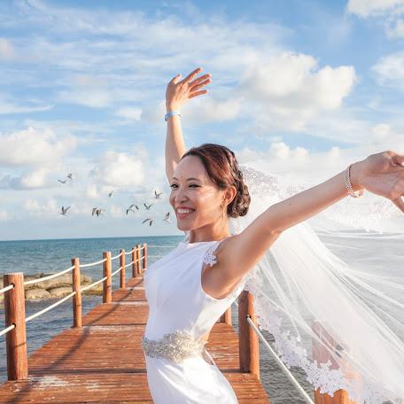 Wedding photographer Yarky Moguel ortega (moguelortega). Photo of 10.01.2018