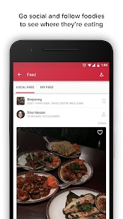Zomato for PC-Windows 7,8,10 and Mac apk screenshot 8