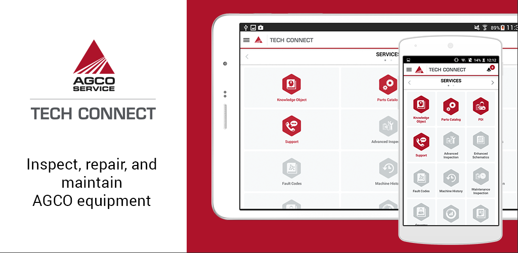 Download AGCO Tech Connect APK latest version app for android devices