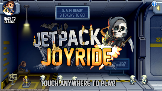 Jetpack Joyride MOD (Unlimited Coins) 5