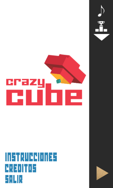 Crazy Cube Beta- screenshot