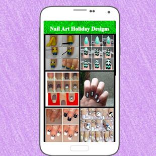 Nail Art Holiday Designs - náhled