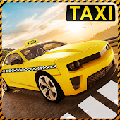 Crazy Taxi Driving Rush Sim 2018