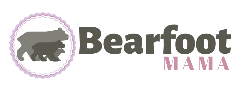 Bearfoot Mama Logo Horizontal