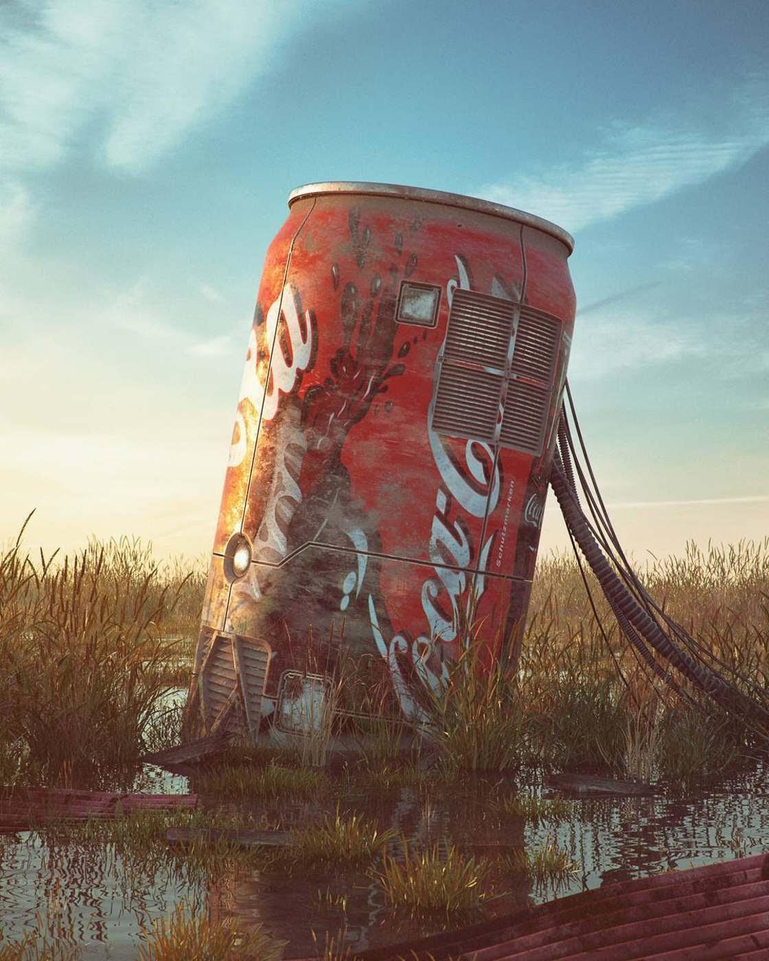Distopía publicitaria: El futuro catastrófico de tus marcas favoritas