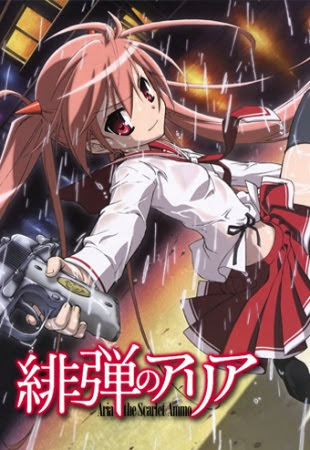 Hidan no Aria (Aria the Scarlet Ammo) thumbnail