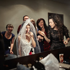 Wedding photographer Oleg Evdokimov (canon). Photo of 03.12.2014