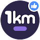 1km - Neighbors, Groups, New relationships Android apk