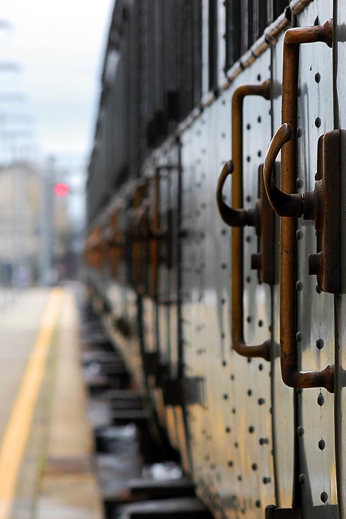 Ultimo treno di Marco Giovannini