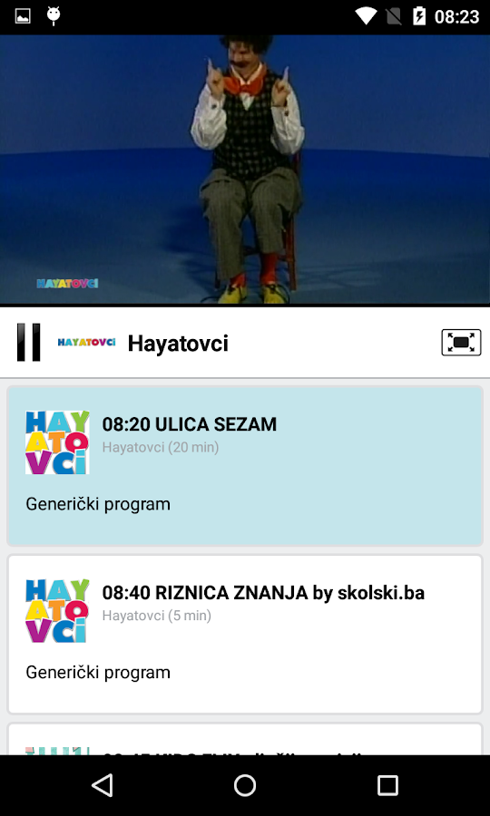 Hayat- screenshot