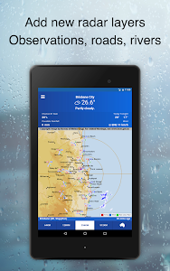 AUS Rain Radar - Bom Radar screenshot 11