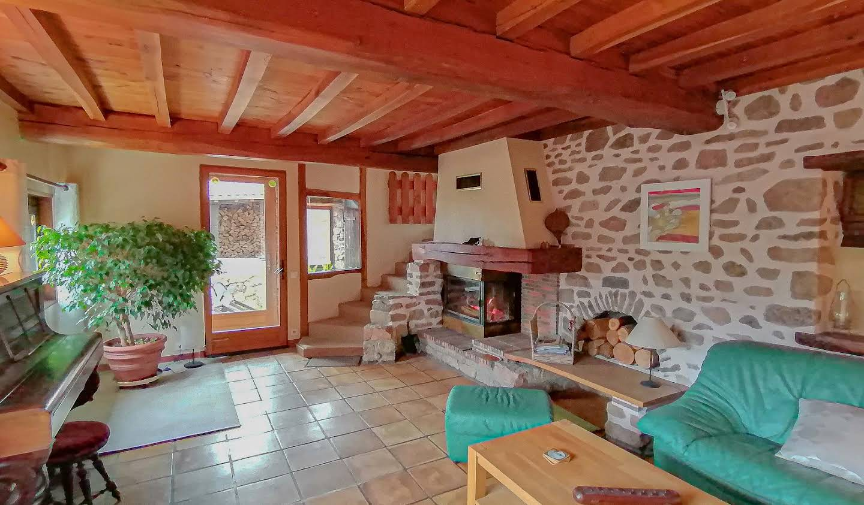 House with terrace Saint-Appolinaire