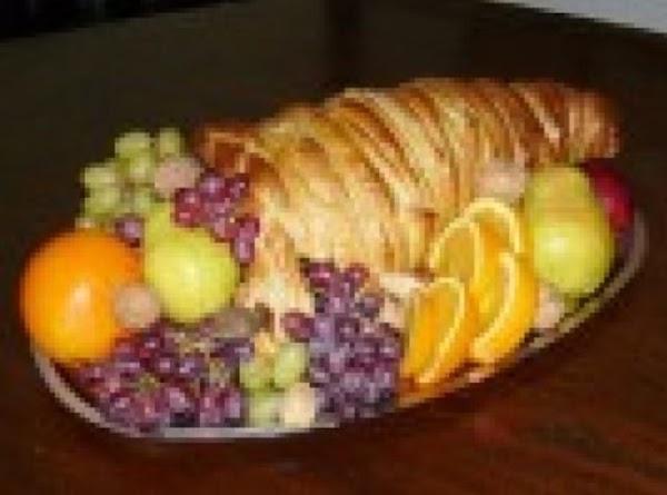 Holiday Cornucopia Bread Centerpiece Recipe