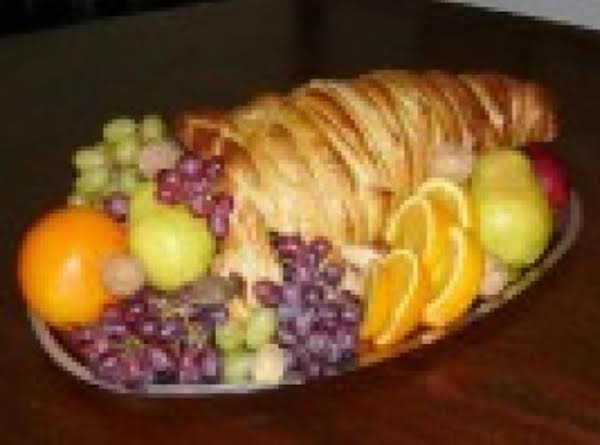 Holiday Cornucopia Bread Centerpiece Recipe