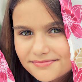 Raia by Anna Anastasova - Babies & Children Child Portraits ( child, beautiful, beauty, portrait, kid )