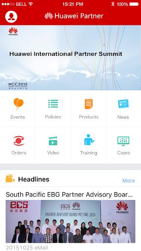 HuaweiPartner